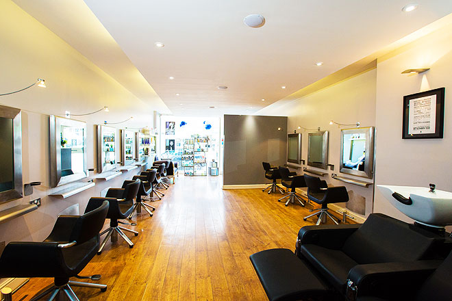 About blue hairdressing guildford surrey for 365 salon success